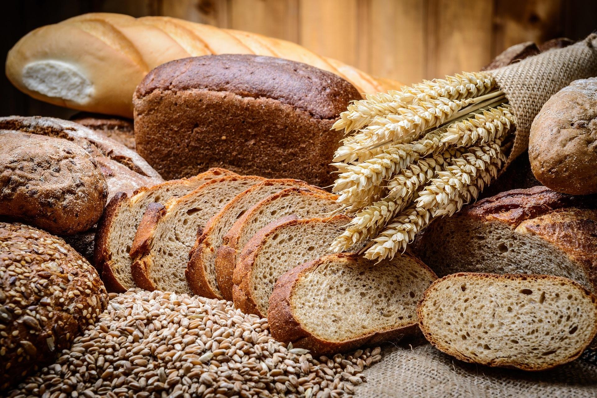 Lactosevrij brood soorten