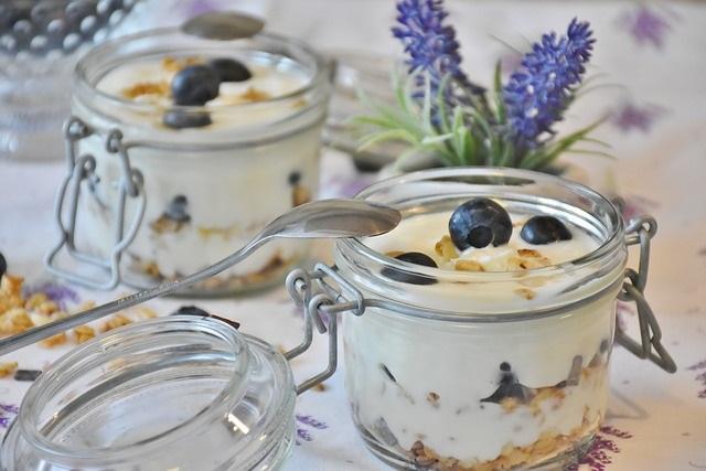 Zelf gemaakte (lactosevrije) yoghurt kan zeer goed zijn voor de darmbacteriën