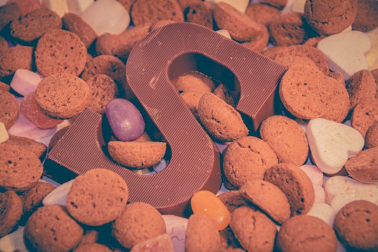 Lactosevrije chocoladeletters bestaan