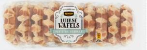 De Luikse wafels van Jumbo zijn lactosevrije koekjes