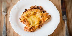 Recept voor ove(n)rheerlijke vegan lasagne