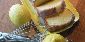 Recept voor een vegan citroen cake!
