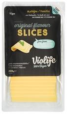 Vegan kaas van Violife is een voorbeeld van hartig broodbeleg dat vegan is.