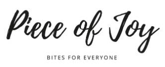 Logo van Piece of Joy.